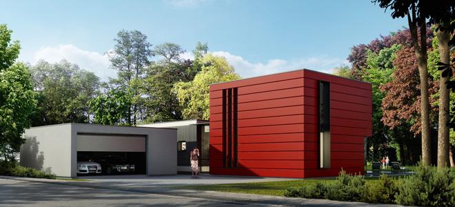 Raumfabrik Raumfabrik - Ideen für Ihr Gebäude